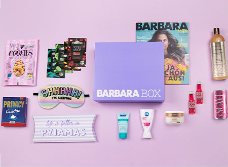 BARBARA BOX NR. 10/2019 - Pyjama Party